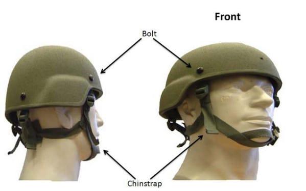 casque sans protection