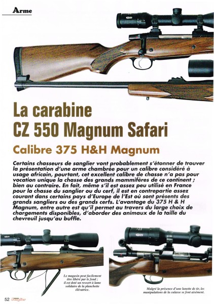 LE CHASSEUR DE SANGLIER N°204 P52