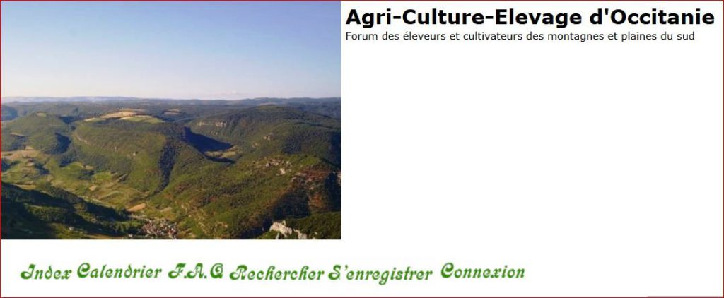 forum agri-culture élevage occitanie