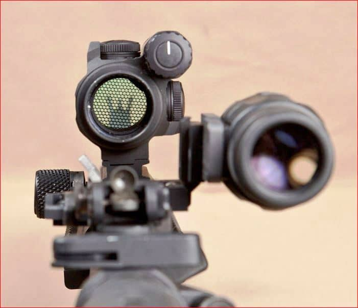 aimpoint x3 magniifer twist mount