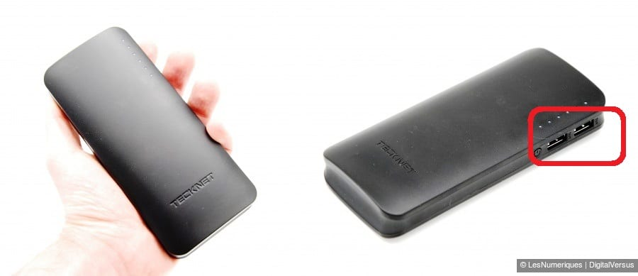 tecknet powerbank 15000mAh