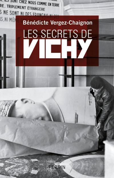 livre les secrets de vichy