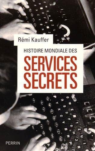 livre histoire mondiale des services secrets