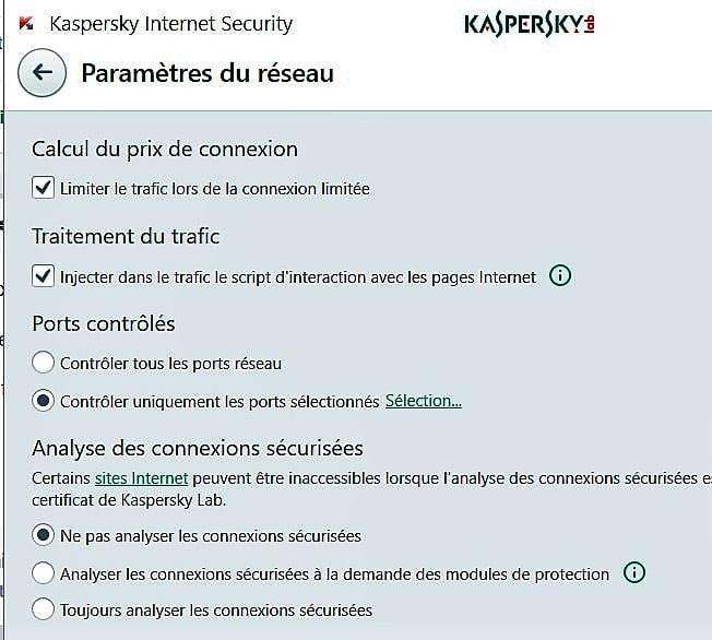 GRATUIT INTERNET 2014 TÉLÉCHARGER SECURITY CLUBIC KASPERSKY