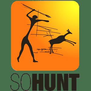sohunt appli chasse logo
