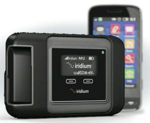 iridium hotspot wifi