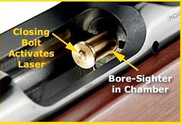 balle-de-reglage-laser-375hh-marque-pentaflex- activation
