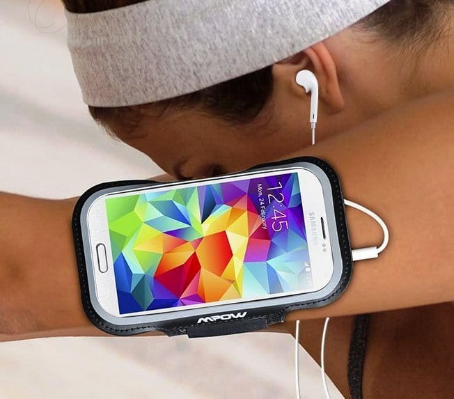 brassard smartphone galaxy s5
