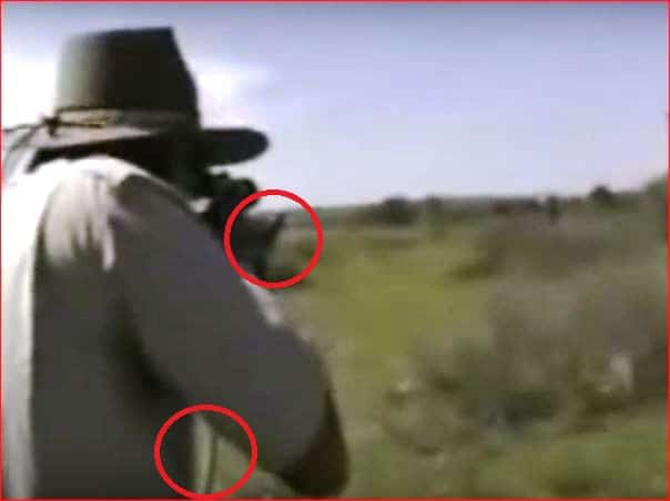 screenshoot le lion contre-attaque vidéo