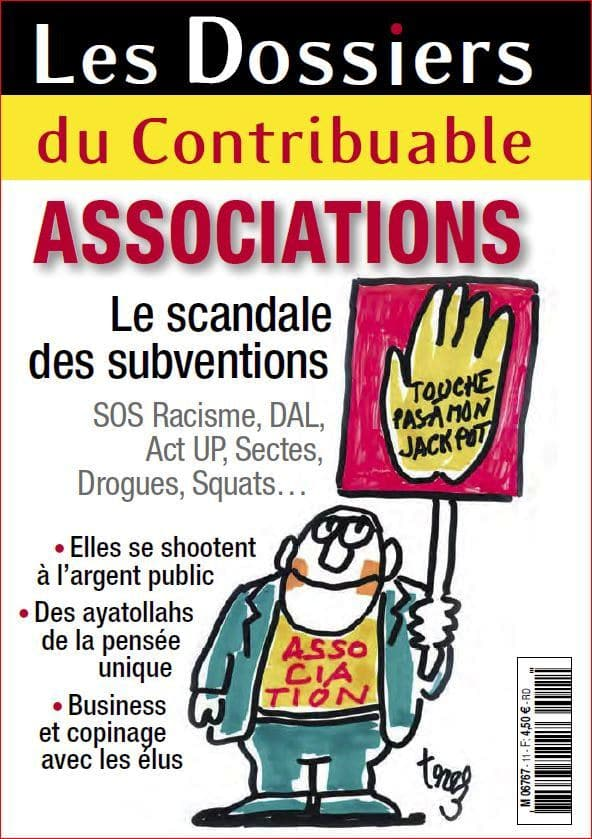 association le scandale des subventions