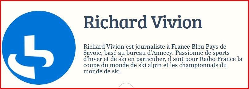 richard vivion